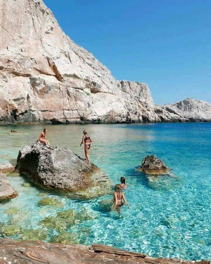 Ios island, Cyclades, Greece