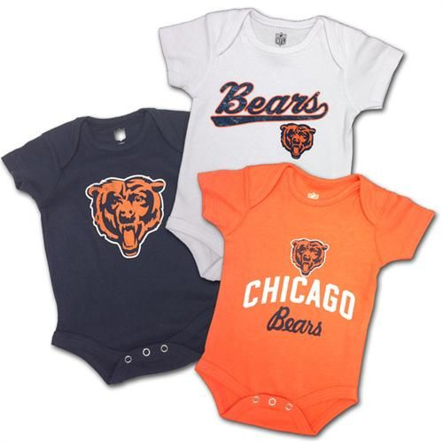 Chicago bears Onesies - Google Search