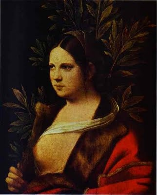 Giorgione: Mary Magdalen  Discover the coolest shows in New York at www.artexperience...