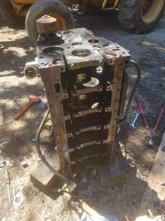 RAM CUMMINS COMMON RAIL ENGINE BLOCK,HEAD,CRANK – auto parts – by owner