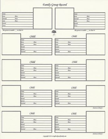 9 best arboles images on Pinterest Family tree chart, Family - blank family tree