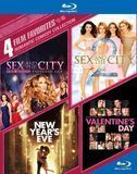 Romantic Comedy Collection: 4 Film Favorites [4 Discs] [Blu-ray]
