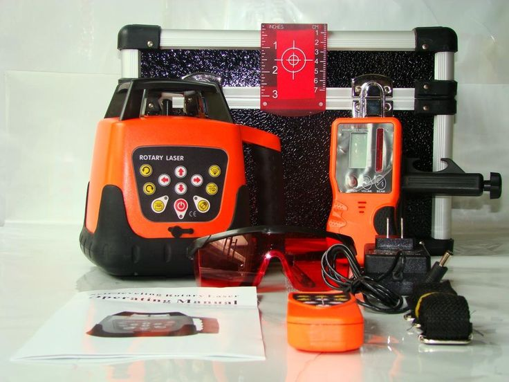 Check it out best laser level guides  http://www.laserlevelguides.net/