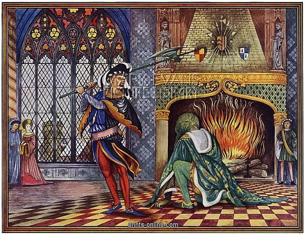 63 best images about sir gawain and the greene knight on