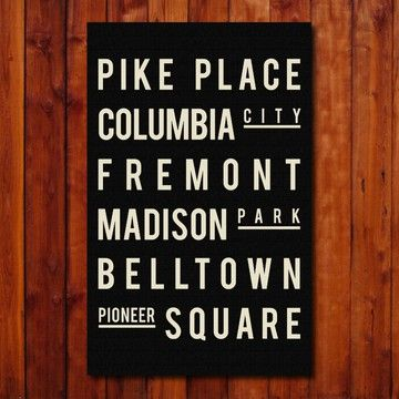 seattle places mine would be Alki Beach, Discovery Park, Greenlake, Coulon Beach...there are more I'm sure