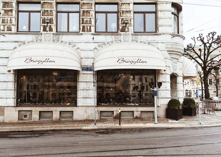 Famla Fint - café Brogyllen