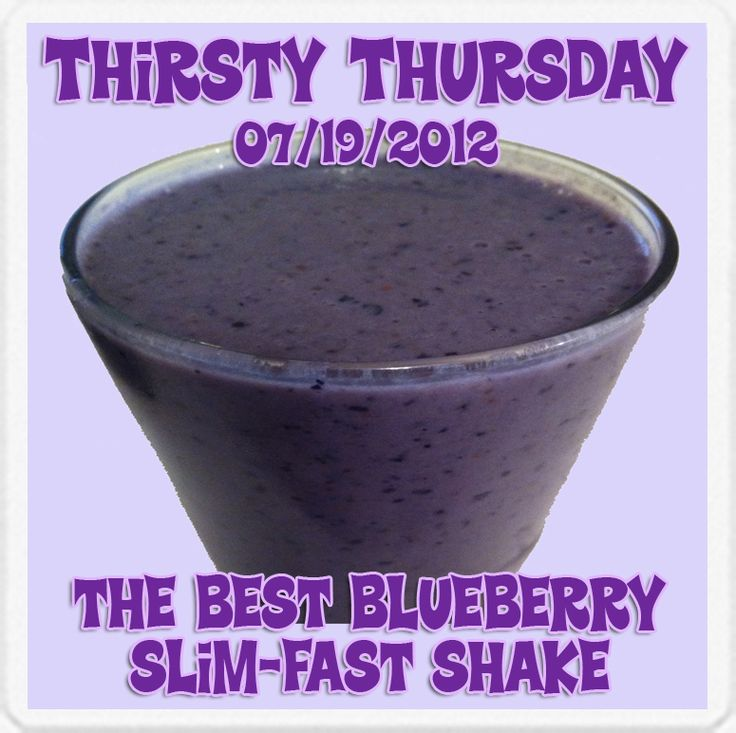 The Best Blueberry Slim-Fast Shake on the net. Filled with antioxidants, this shake is made with green tea, blueberries and honey. Get the recipe at FatCowgirl.com.