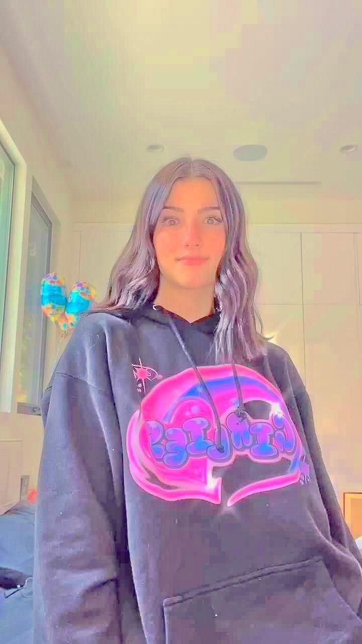 صورة لي شارلي منعشة Fashion Graphic Sweatshirt Sweatshirts