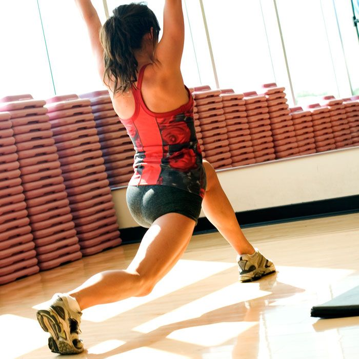 Home Workout Routine: Low-Impact HIIT