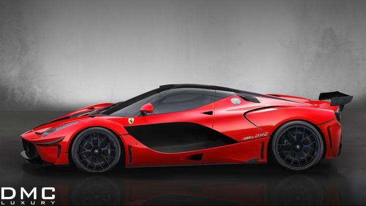 2014 Dmc Ferrari Laferrari Fxxr 2