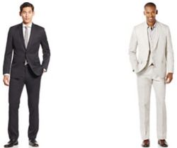 Men's Suits / Suit Separates at Macy's from $15  free s&h w/beauty item #LavaHot http://www.lavahotdeals.com/us/cheap/mens-suits-suit-separates-macys-15-free-sh/121419