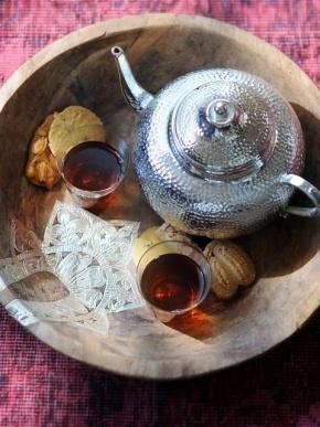 Indian Chapati tray