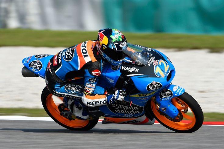 Alex Marquez, Malaysian Moto3 2014