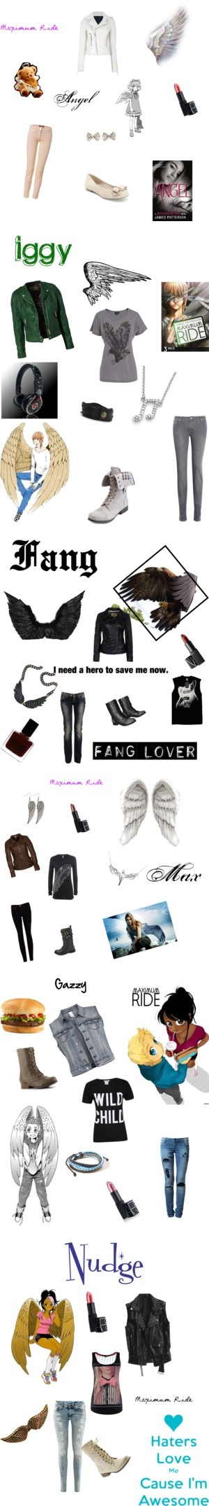 """Maximum ride"" by viprose ❤ liked on Polyvore"