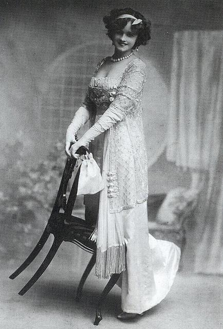 Gertie Miller The Dancing Mistress 1912