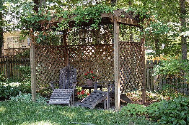 Bertelli Backyard Sitting Area (4)   Flickr - Photo Sharing!