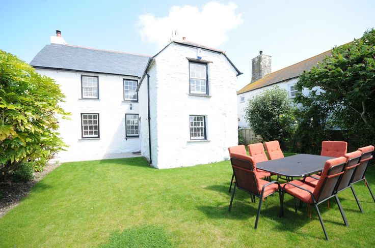 Great Weston Farmhouse - Crantock