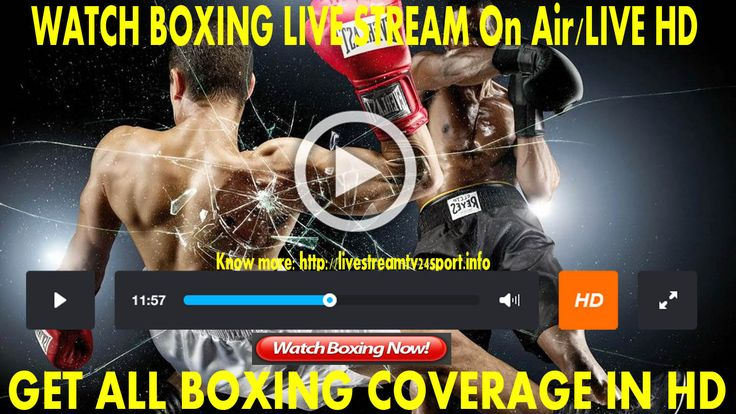 boxing live stream