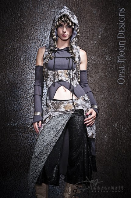 The Artemis-Goddess Armor Ensemble-(4 pieces) by Opal Moon ...