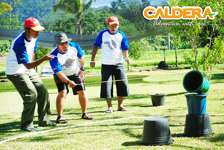 Caldera River Resort - Team Building - Citarik , Sukabumi, Indonesia