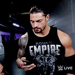 Roman worried about Ambrose after he was attacked in the parking lot by Brock Lesnar