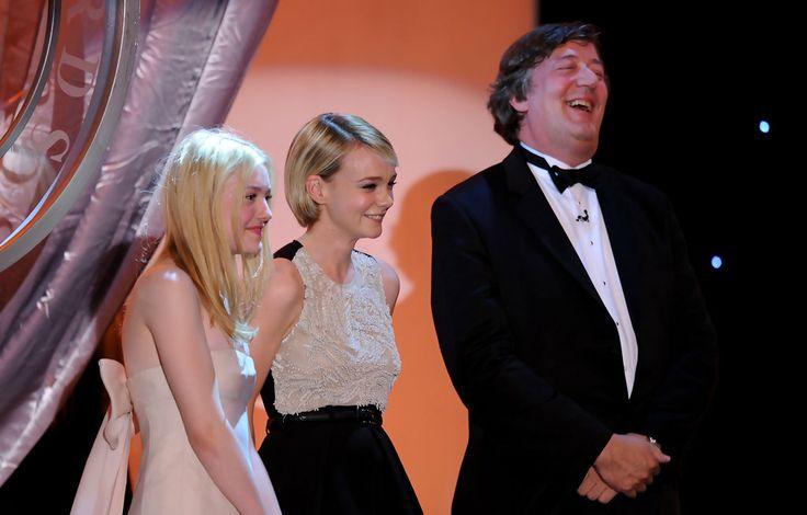 Stephen Fry, Dakota Fanning, Carey Mulligan