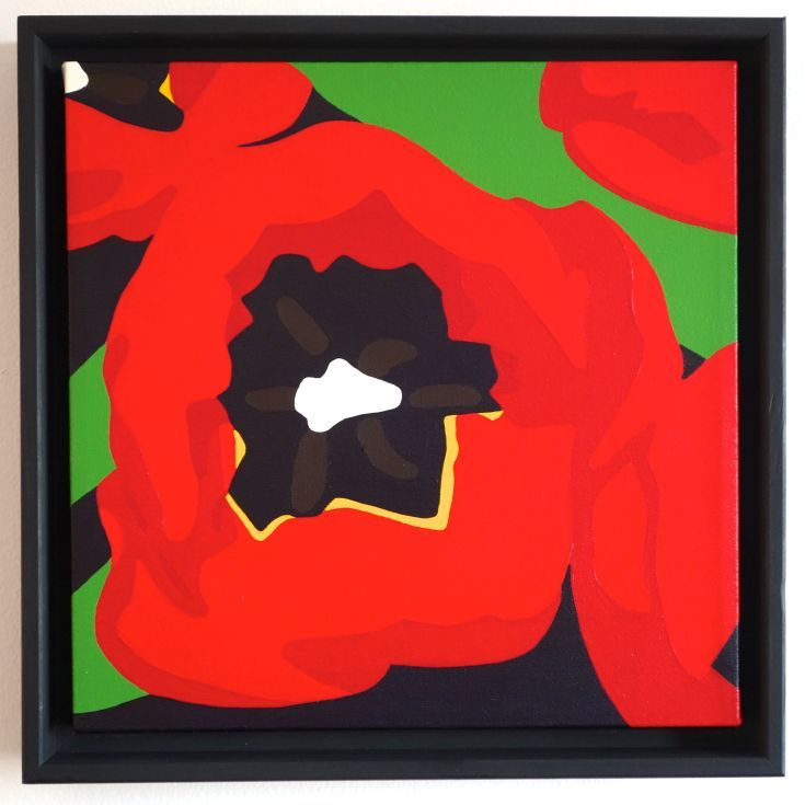 Buy Tulipa, Acrylic painting by Susan Porter on Artfinder. Discover thousands of other original paintings, prints, sculptures and photography from independent artists.