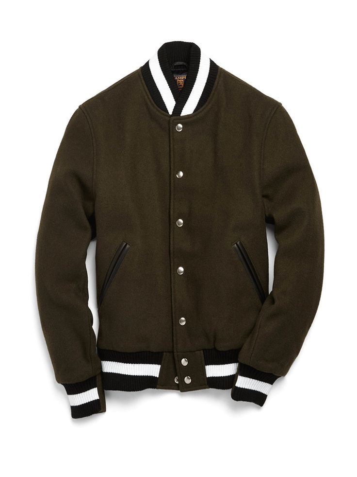 Athletic or Not, You Should Own a Killer Varsity Jacket