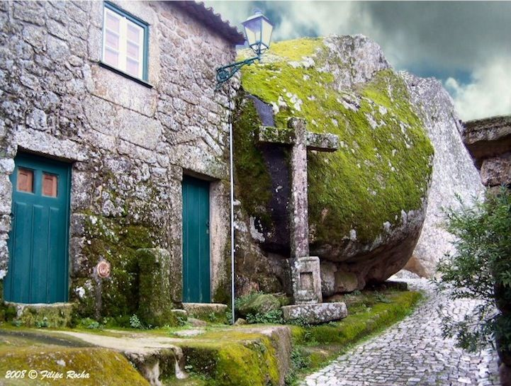 """Monsanto was voted """"the most Portuguese village in Portugal"""" in a national contest and, since then, building restrictions have allowed it to remain a living museum."""