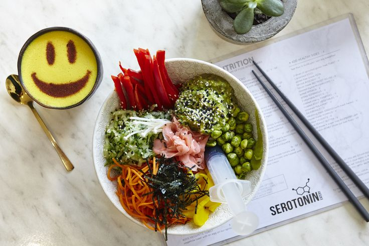 Say hello to Serotonin Eatery, Melbourne's new healthy cafe, exercise and education hub, brought to us by our favourite Serotonin Dealer. Featuring delicious and (you guessed it) healthy, plant-based food, Serotonin Eatery's menu will leave you feeling full and happy.