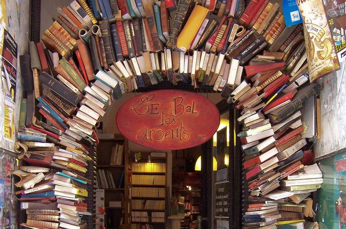 6 Magnificent Book Arches from Around the World - Chronicle Books Blog
