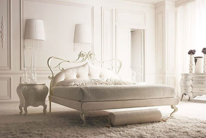 Design double bed - ESTASIS - GIUSTI PORTOS