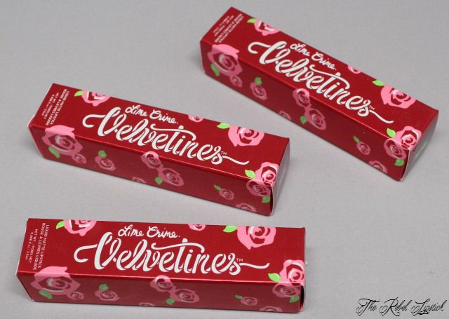 Lime Crime Velvetines   Full review on http://TheRebelLipstick.com
