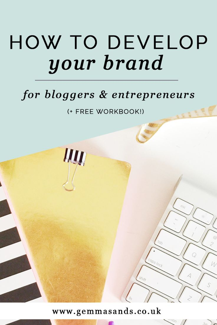 HOW TO DEVELOP YOUR BRAND + free workbook! — Gemma Sands | Life and Business Coach for heart-led women entrepreneurs