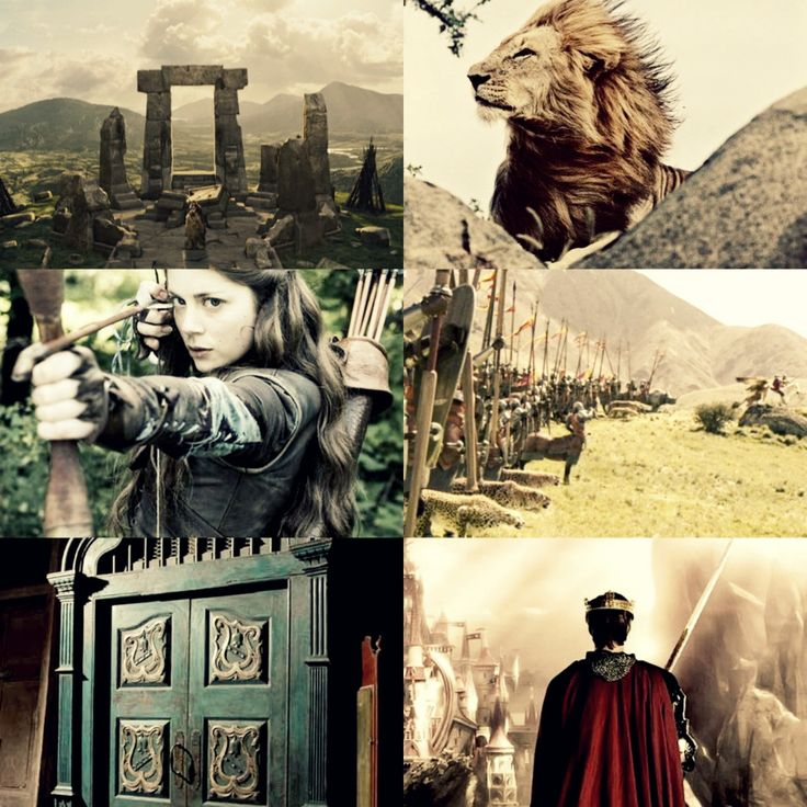 the chronicles of narnia [2/7]: the lion, the witch, and the wardrobe
