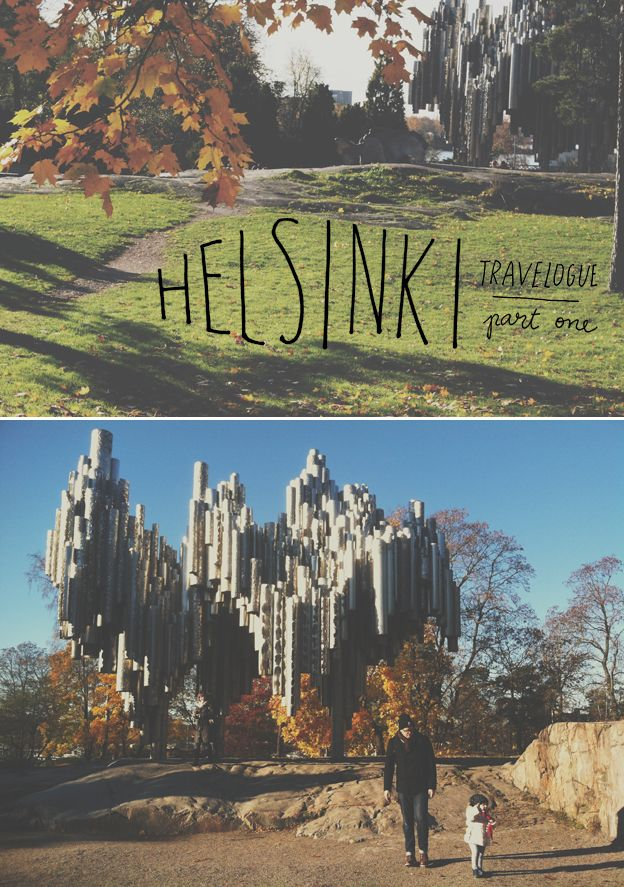 Helsinki Travelogue Part 1 by Eva Jorgensen of Sycamore Street Press