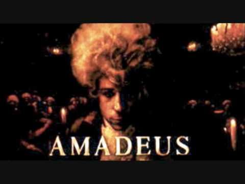 """I heard the music of true forgiveness filling the theater, conferring on all who sat there, perfect absolution."" -Amadeus; 1984"
