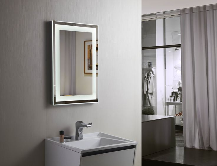 Take a look at more of our illuminated mirror collection here  https      Lighted Vanity MirrorLed. Best 25  Illuminated mirrors ideas on Pinterest   Bathroom mirror