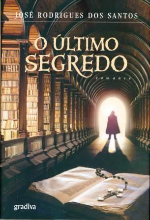 O Último Segredo - José Rodrigues dos Santos #books