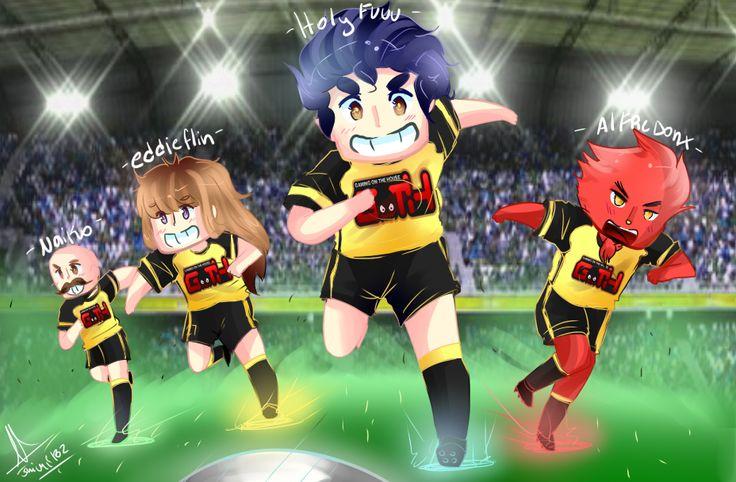 Jaidefinichon GOTH FIFA 2016   by Shimi182