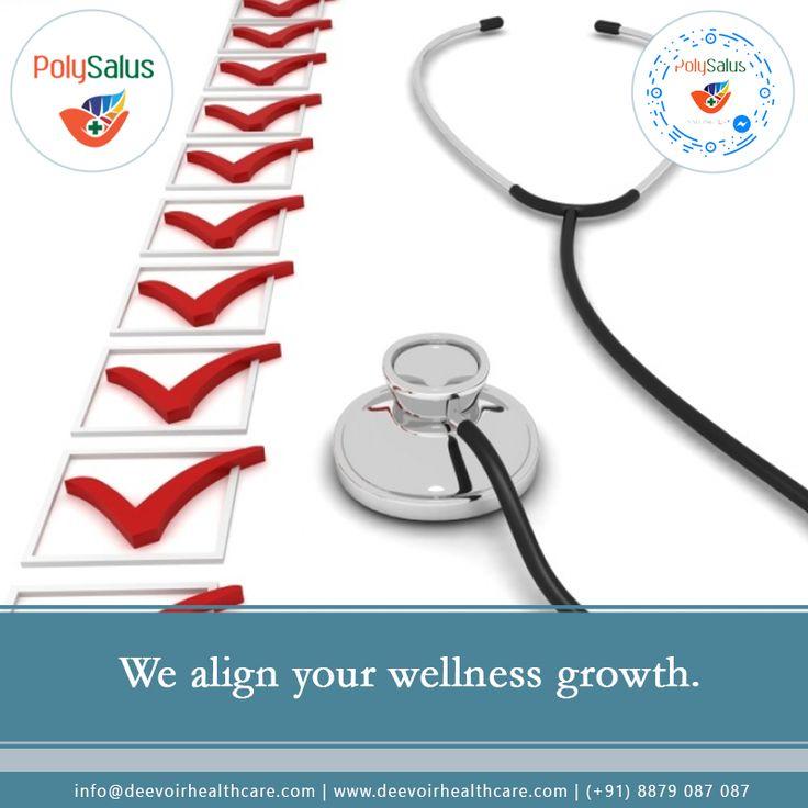 #We bring love & #care together #Polysalus #dEEVOiR #HealthCare