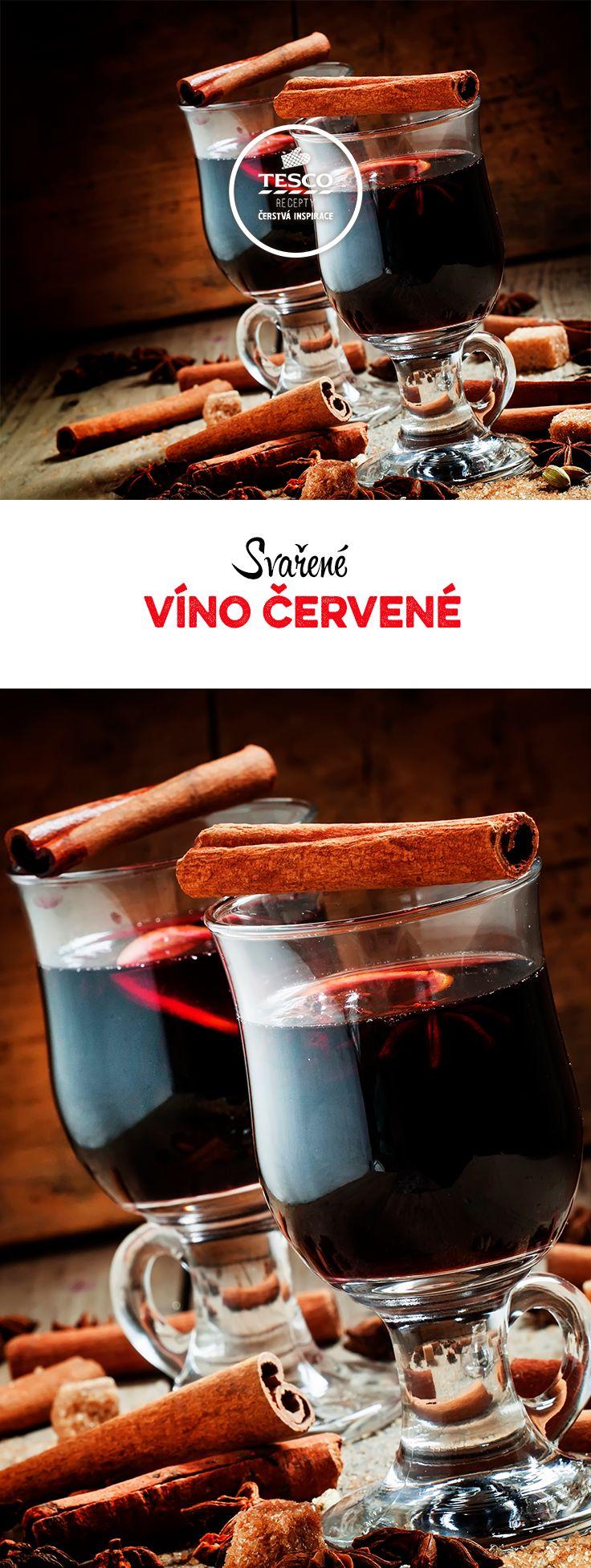 Na žízeň i na zahřátí se bude svařené víno hodit!