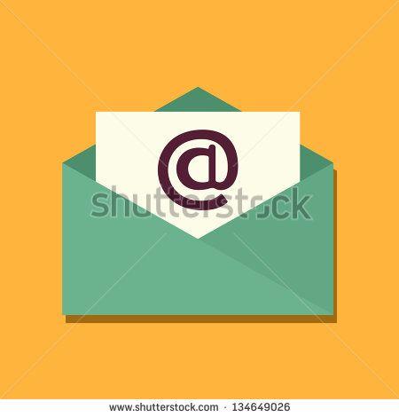 stock-vector-envelope-icon-email-design-134649026.jpg (450×470)