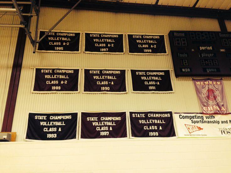 Merino High School Volleyball Legacy