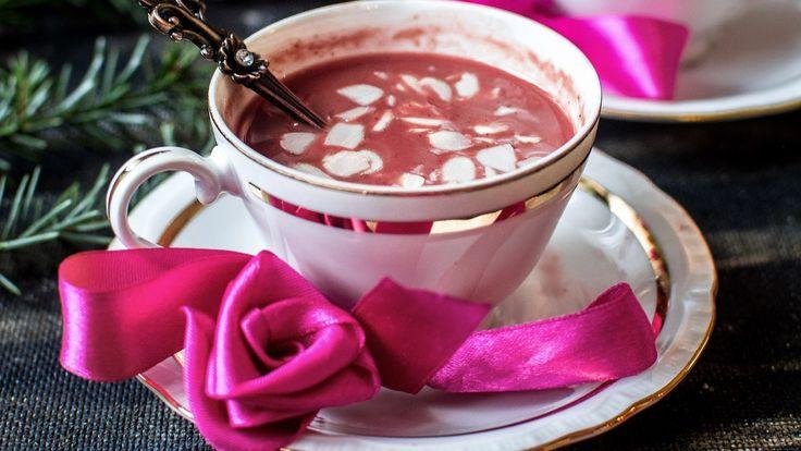 How to Make Kashmiri Pink Chai | Noon Chai