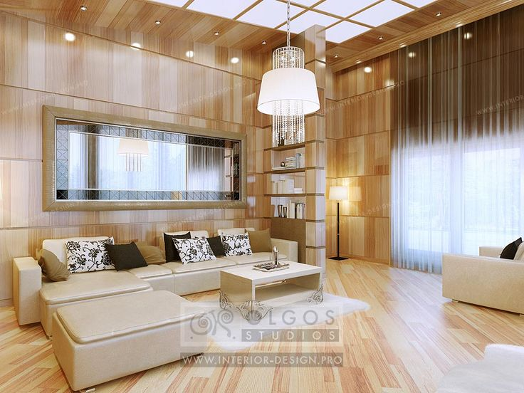 Art nouveau style living room interior http://interior-design.pro/en/house-interior-design