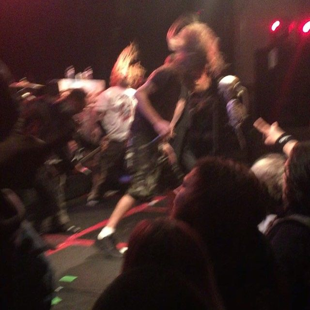 Soulfly, Lodi King, Abnormality, BATTLECROSS & Suffocation performed on Thursday at Phoenix Theater