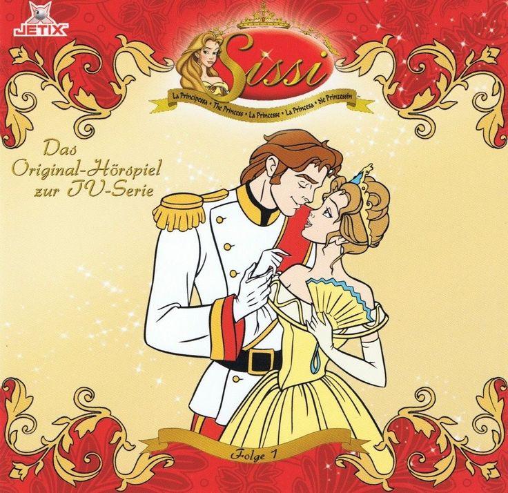 Sissi Die Prinzessin - Das Original Hörspiel zur TV Serie CD NEU in Libros, revistas y cómics, Audiolibros | eBay