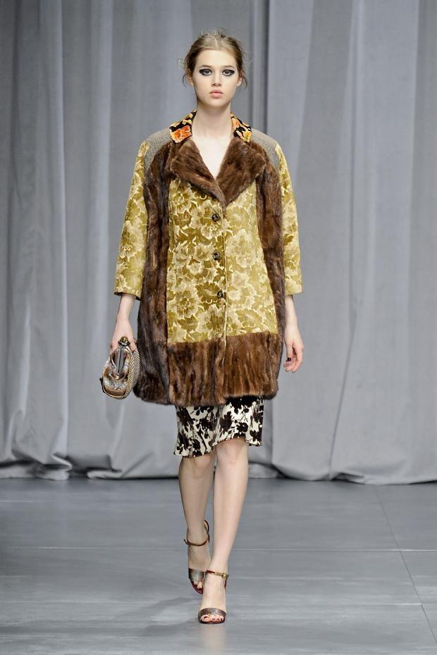 Antonio Marras fall / winter 2012 runway collection