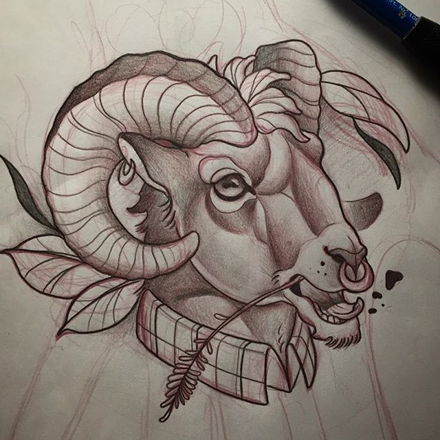 Preparando la semana ✍🏼️✍🏼️ #ink #inked #inkedup #tattoo #tattoos #tattooartist #tattooart #sketch #artist #drawing #blacktattoo #black #sitges #bcnart #bcntattoo #neotraditional #neotradtattoo #neotradsub #barcelona #sheep #bighornsheep #hand #handtattoo #blackwork #thebestspaintattooartists #skinartmag #skinart_mag